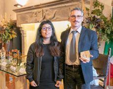 Cecilia Bacci e Paolo Valdambrini