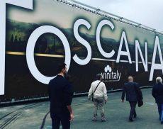 Vinitaly 2018 lo stand della Toscana