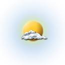 parz nuvoloso